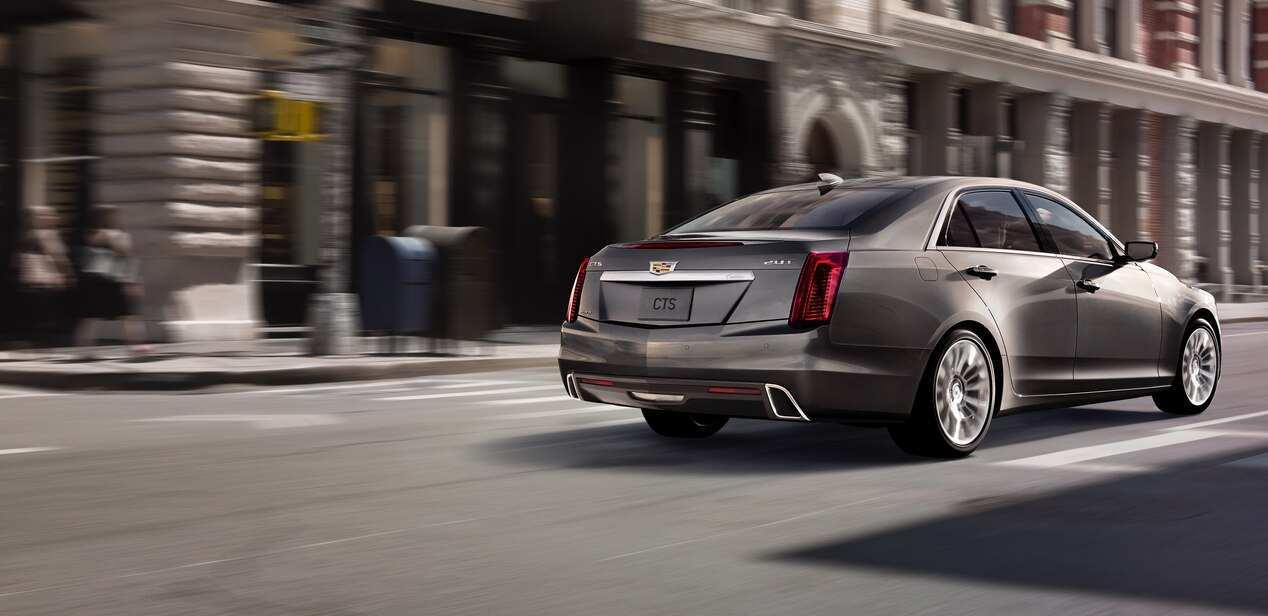 17 The 2019 Cadillac Dts First Drive