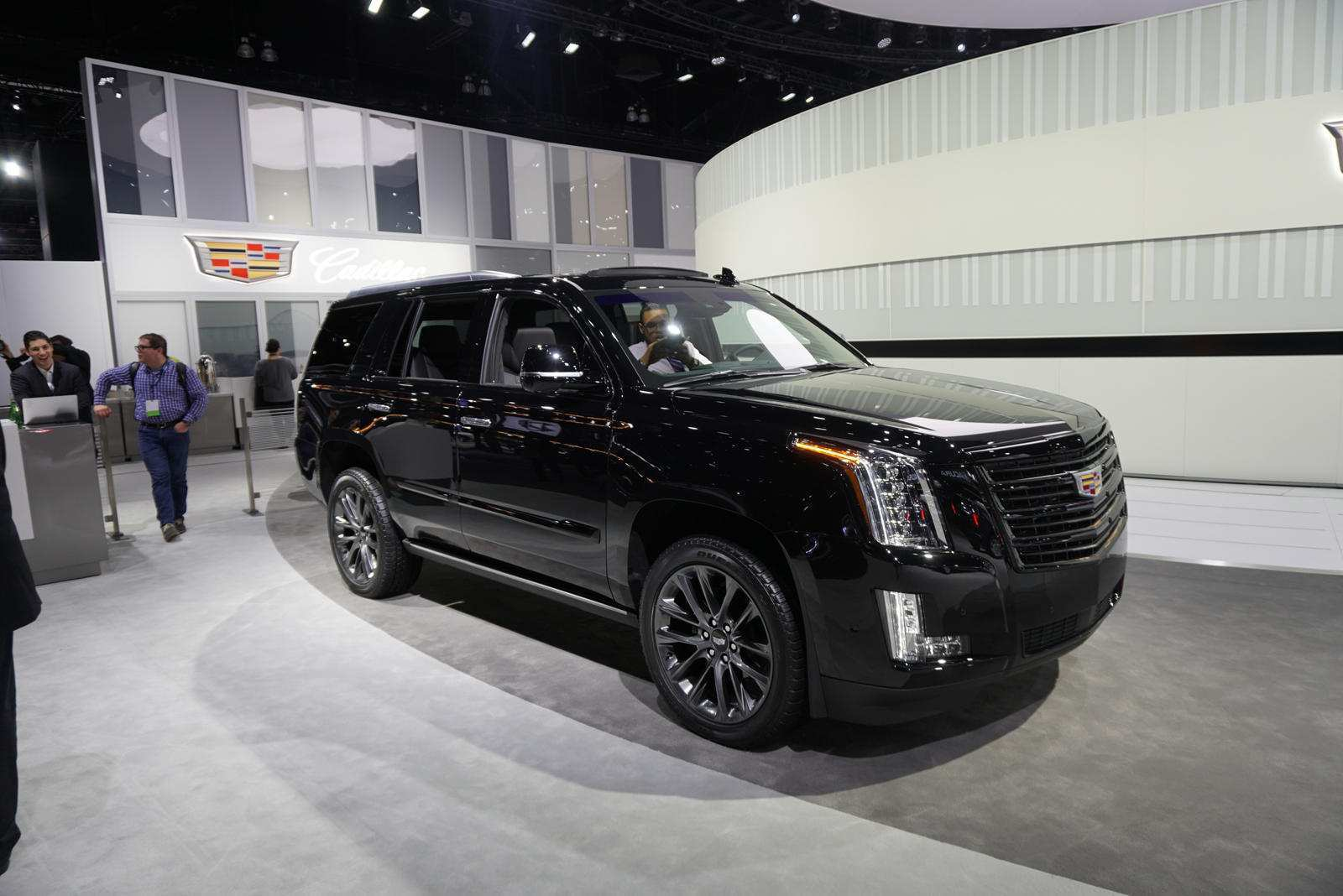 17 The 2019 Cadillac Escalade Vsport Picture
