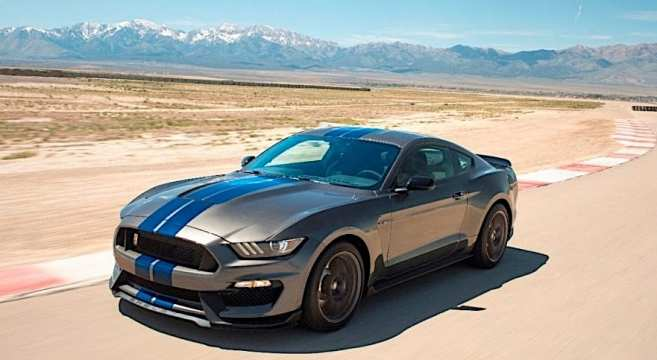 17 The 2019 Ford GT350 New Concept