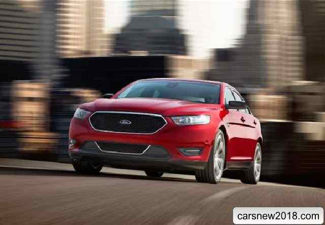 17 The 2019 Ford Taurus Spy Spesification