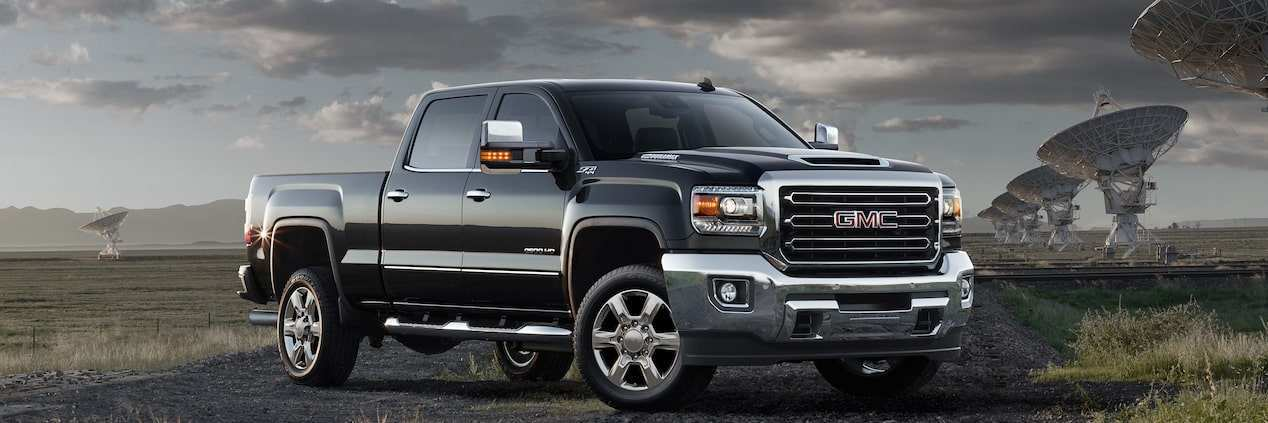 17 The 2019 GMC Sierra 2500Hd Release Date And Concept