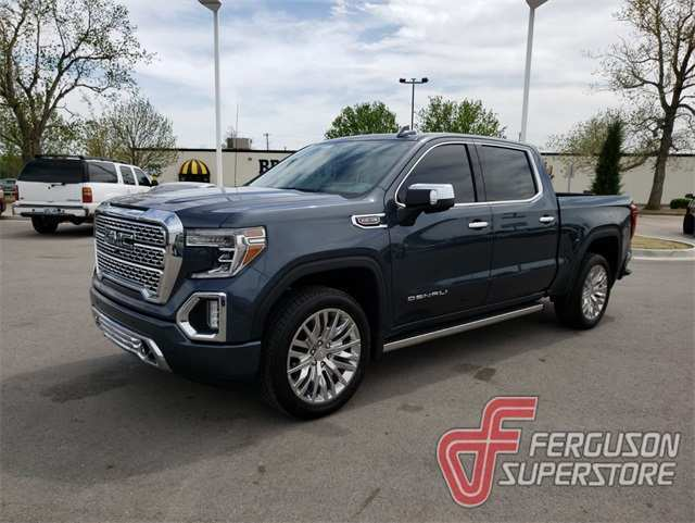 17 The 2019 GMC Sierra New Concept