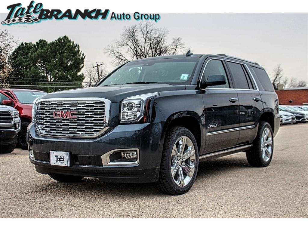 17 The 2019 GMC Yukon Denali Review
