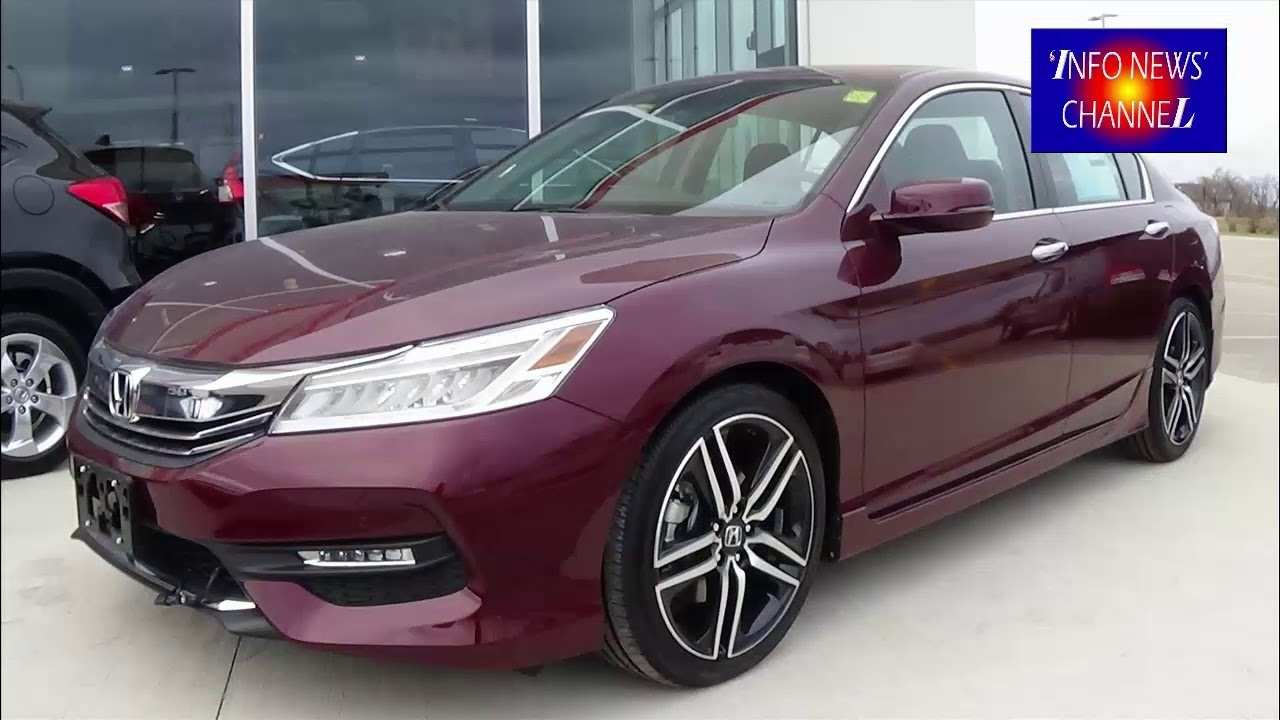 17 The 2019 Honda Accord Coupe Performance and New Engine