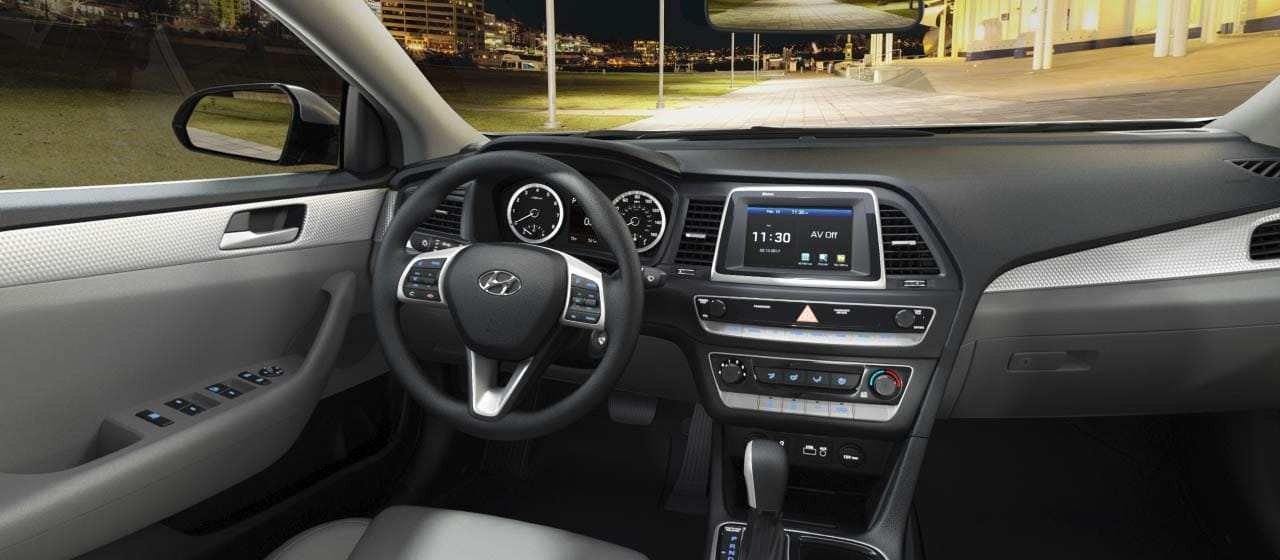 17 The 2019 Hyundai Sonata Hybrid Sport Reviews
