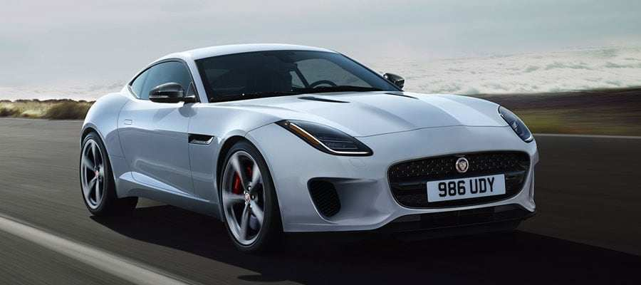 17 The 2019 Jaguar F Type Review