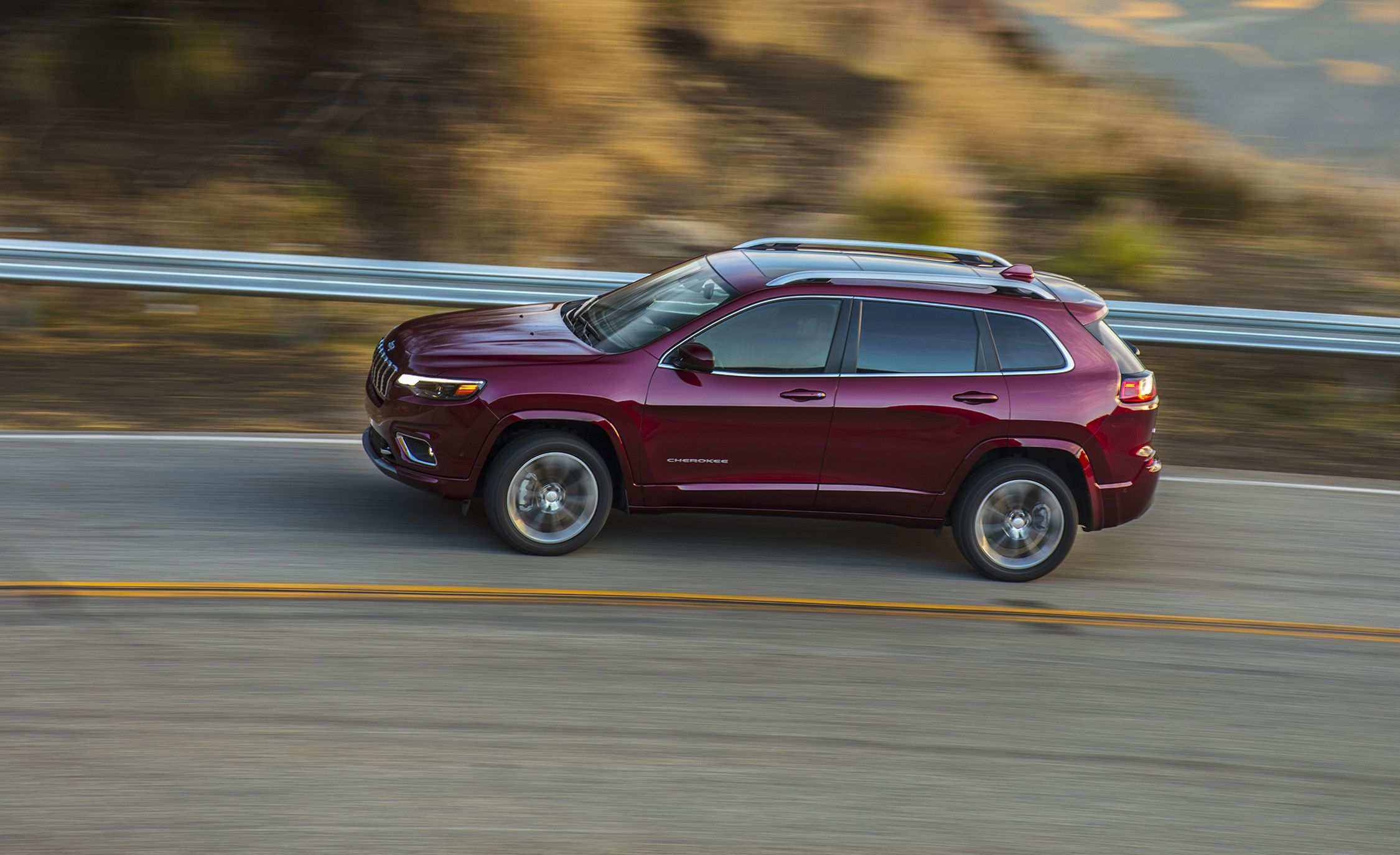 17 The 2019 Jeep Cherokee Release