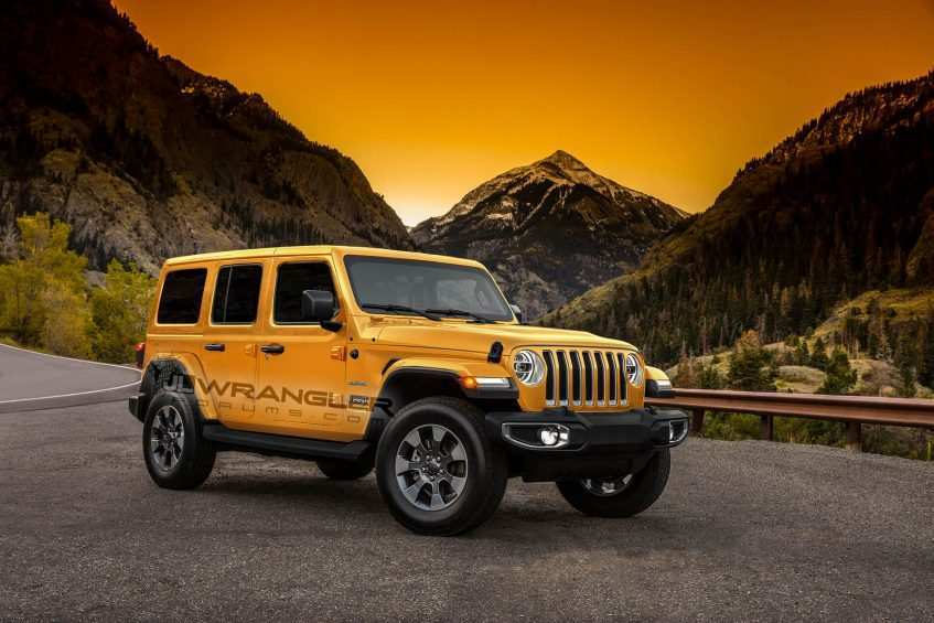 17 The 2019 Jeep Jl Colors Specs And Review