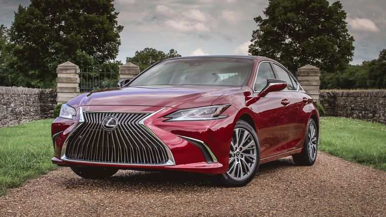 17 The 2019 Lexus Es Awd Specs And Review