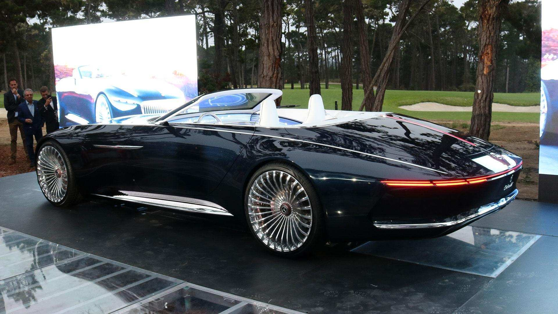17 The 2019 Mercedes Maybach 6 Cabriolet Price Performance
