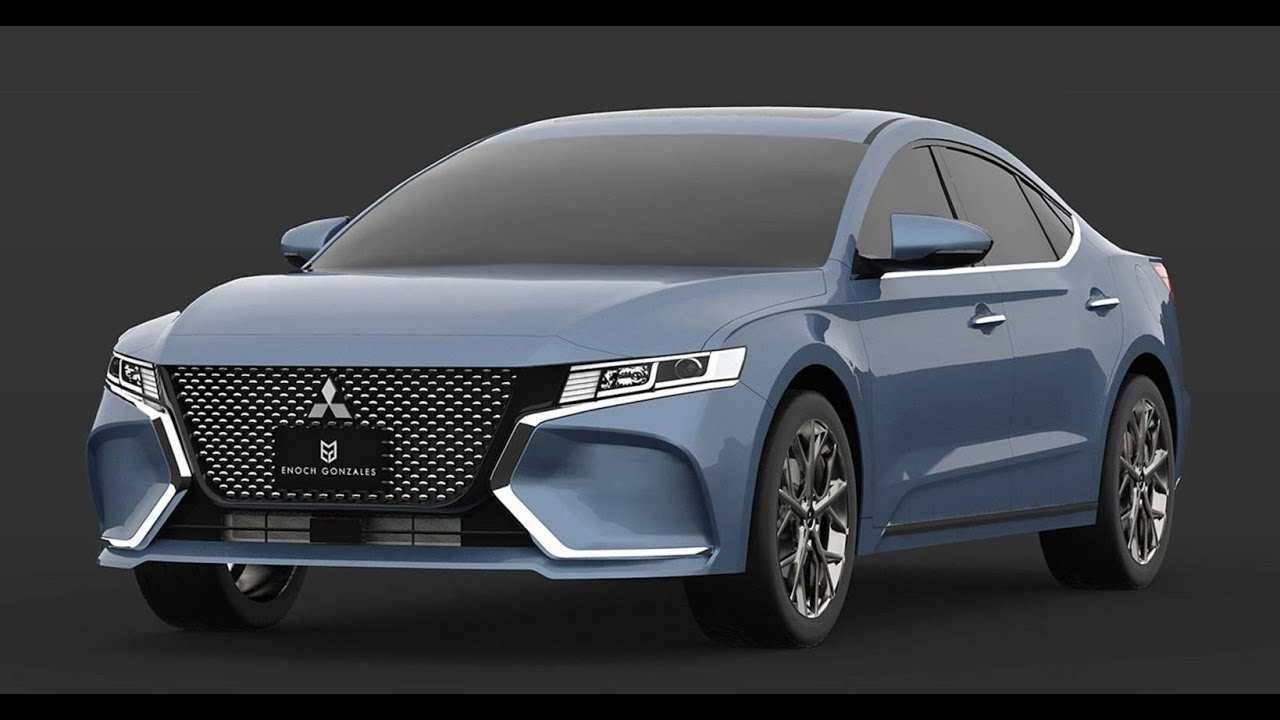 17 The 2019 Mitsubishi Galant Performance