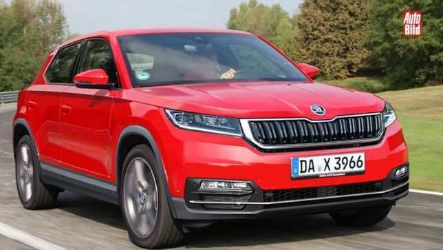 17 The 2019 Skoda Fabia Engine