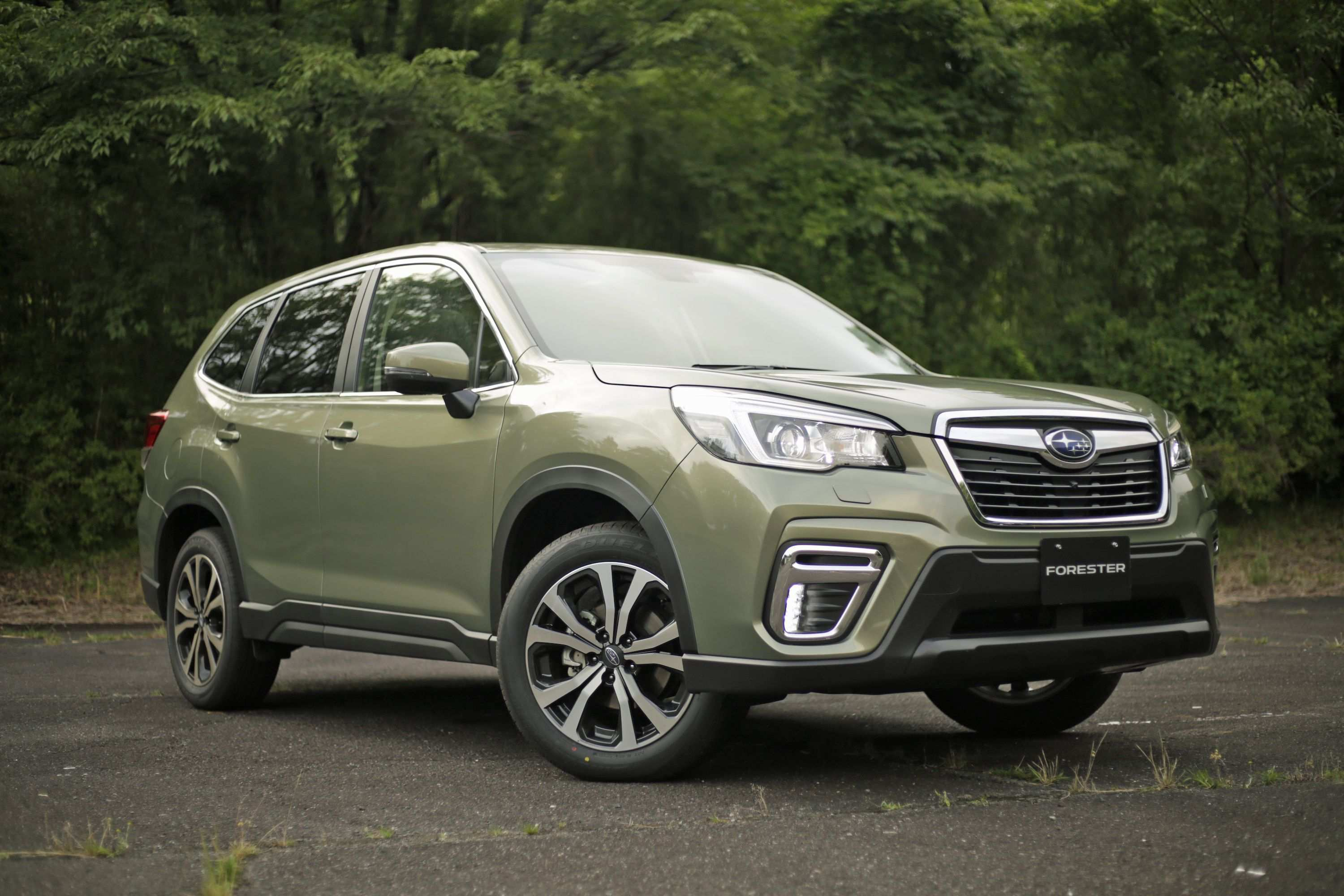 17 The 2019 Subaru Forester Mpg Release Date And Concept
