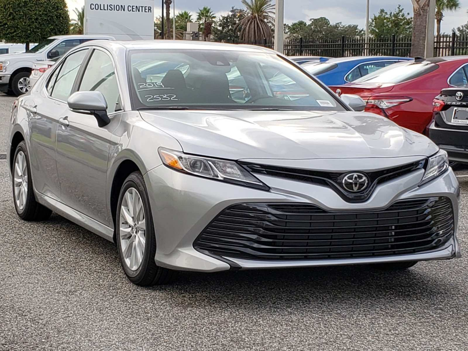 17 The 2019 Toyota Camry Model