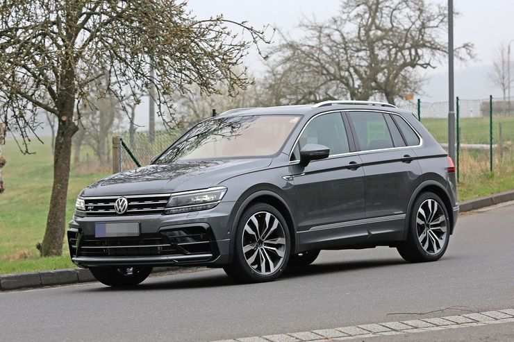 17 The 2019 Volkswagen Tiguan Exterior And Interior