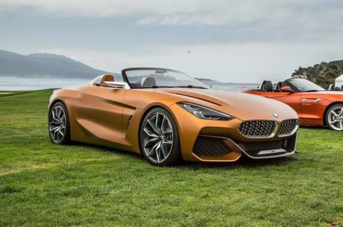 17 The 2020 BMW Z4 M Roadster Redesign