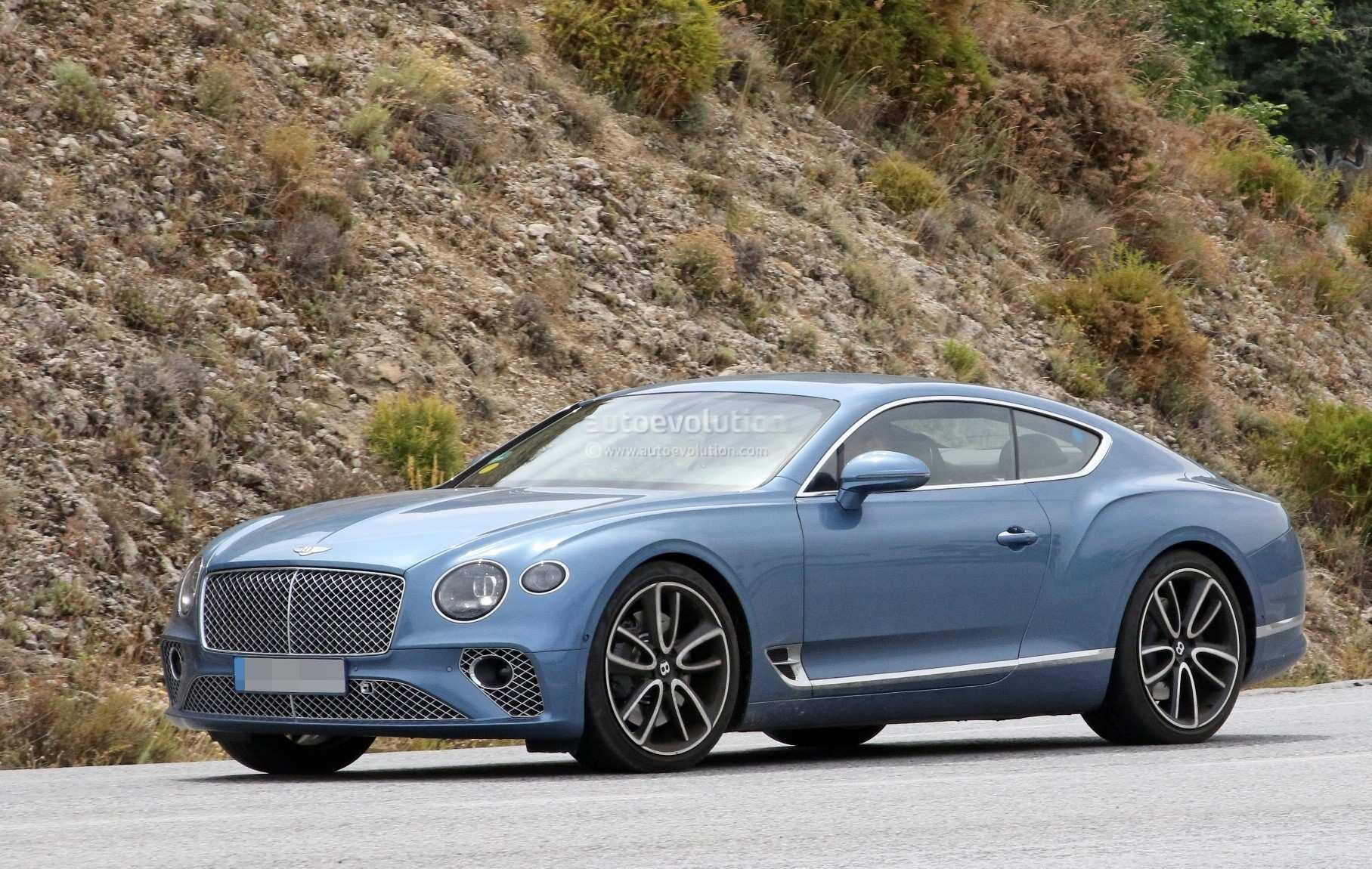 17 The 2020 Bentley Continental GT Ratings