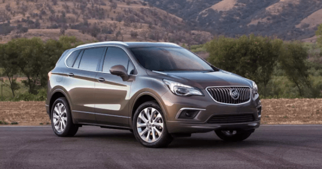 17 The 2020 Buick Envision Avenir Performance And New Engine