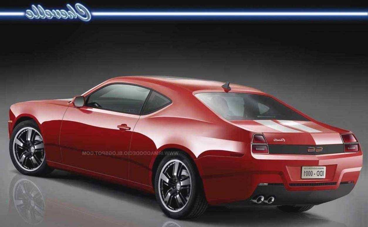 17 The 2020 Chevelle Spesification