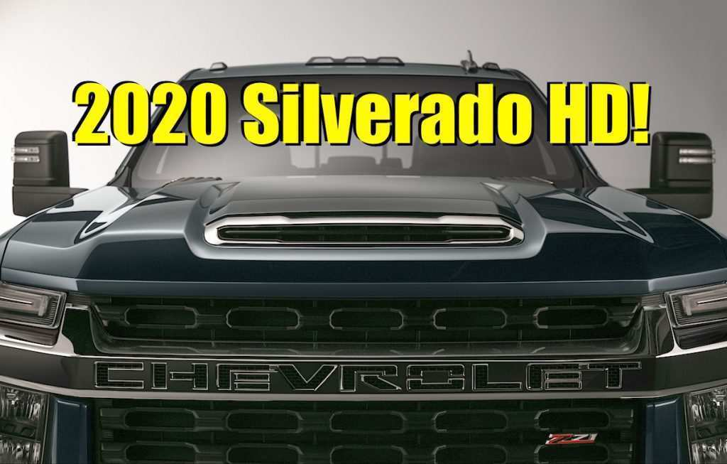 17 The 2020 Chevy 2500Hd Duramax Speed Test