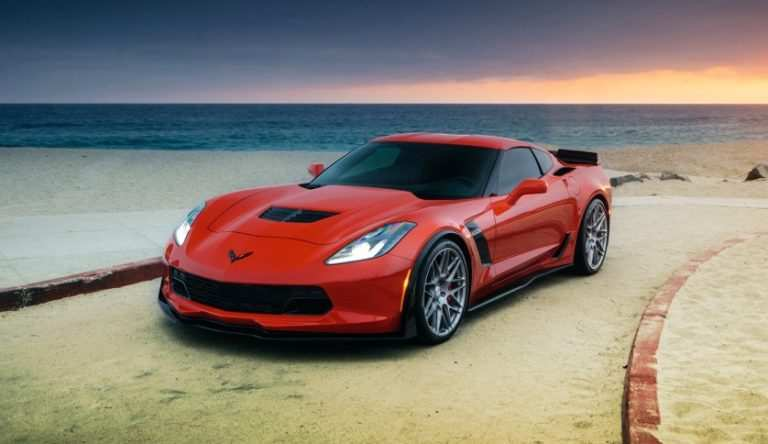 17 The 2020 Corvette Z07 Review
