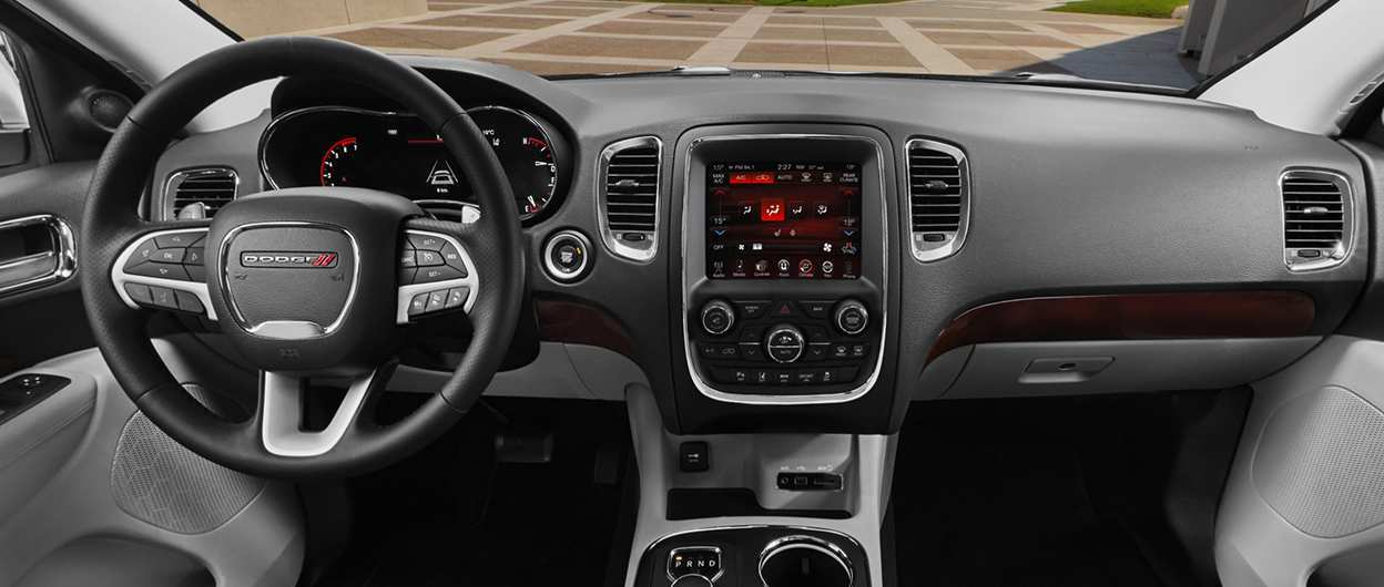 17 The 2020 Dodge Durango Interior Price And Release Date