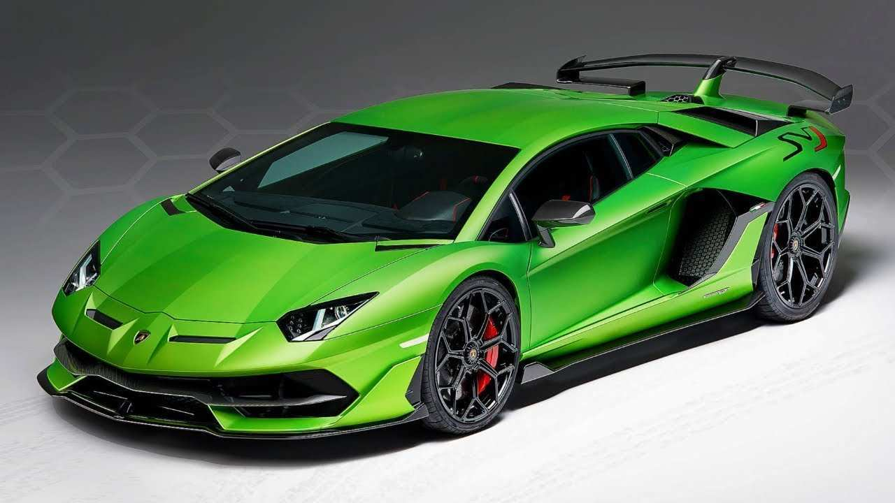 17 The 2020 Lamborghini Aventador Release Date And Concept