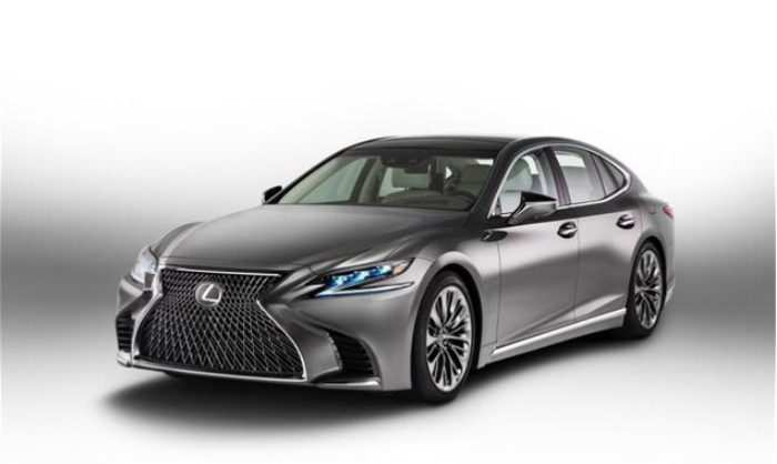 17 The 2020 Lexus LS Release