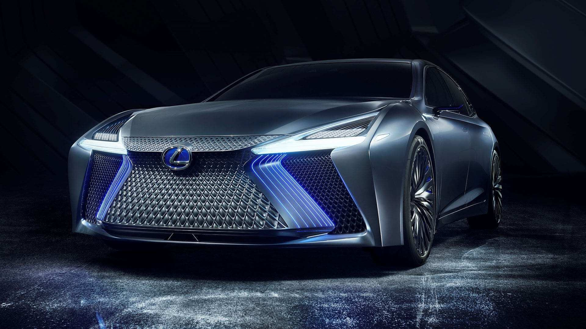 17 The 2020 Lexus LSs Redesign And Concept