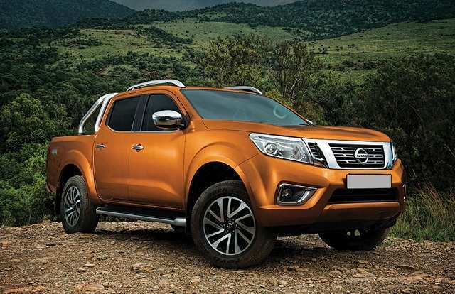 17 The 2020 Nissan Frontier Images