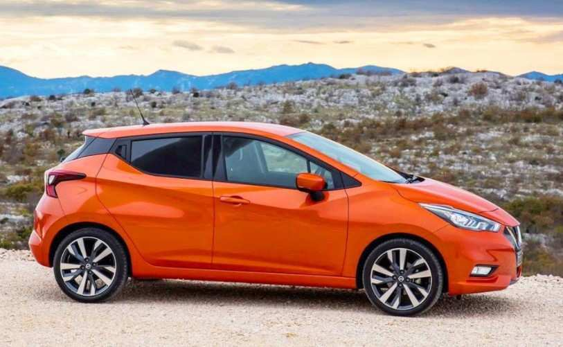 17 The 2020 Nissan March Mexico Columbia Specs
