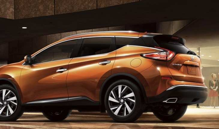17 The 2020 Nissan Rogue Hybrid New Concept