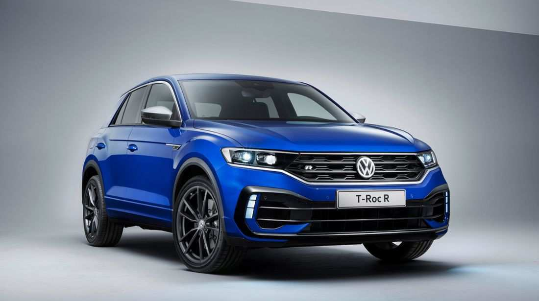 17 The 2020 Volkswagen Touareg Ratings