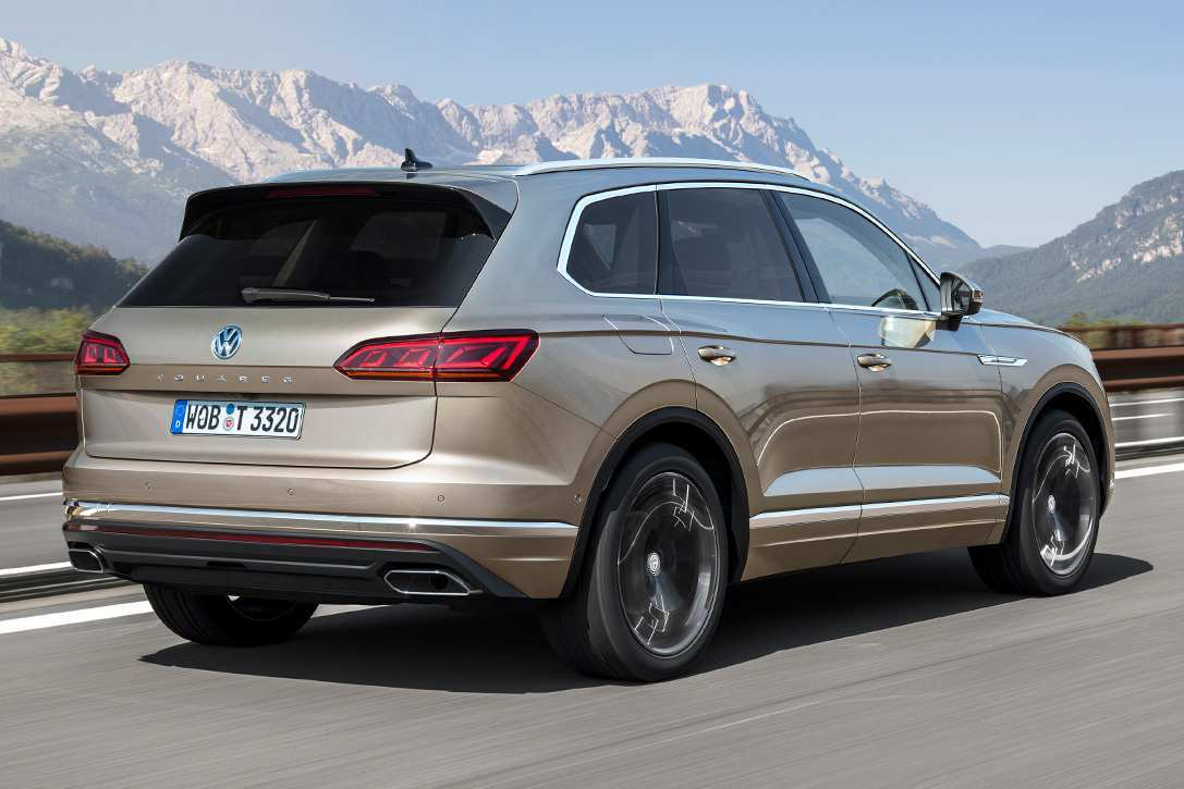 17 The 2020 Vw Touareg Tdi Exterior And Interior
