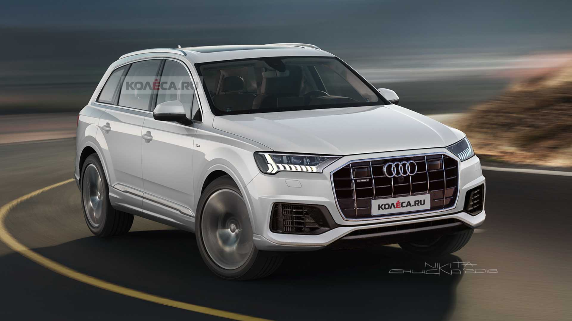 17 The Audi Q7 2020 Facelift Price And Release Date