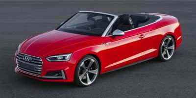17 The Best 2019 Audi S5 Cabriolet Release Date