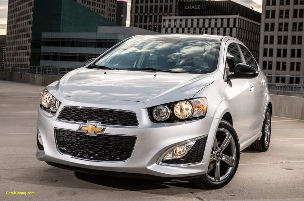 17 The Best 2019 Chevy Sonic Ss Ev Rs Specs