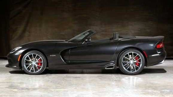 17 The Best 2019 Dodge Viper Roadster Redesign And Review