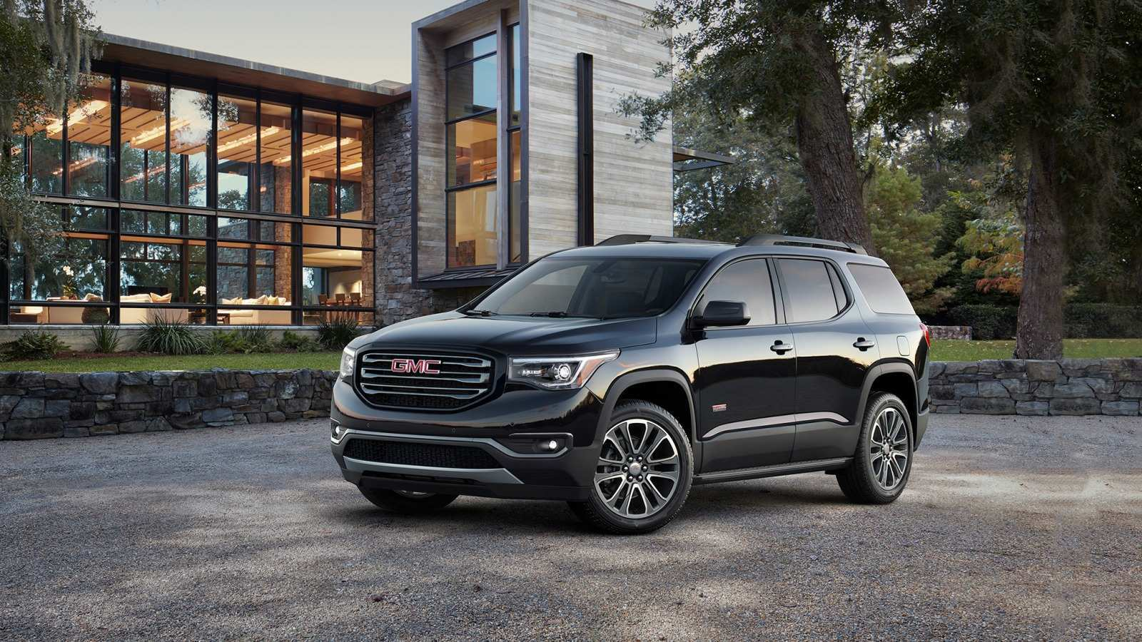 17 The Best 2019 Gmc Acadia Denali Release Date