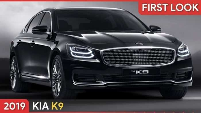 17 The Best 2019 Kia Quoris First Drive