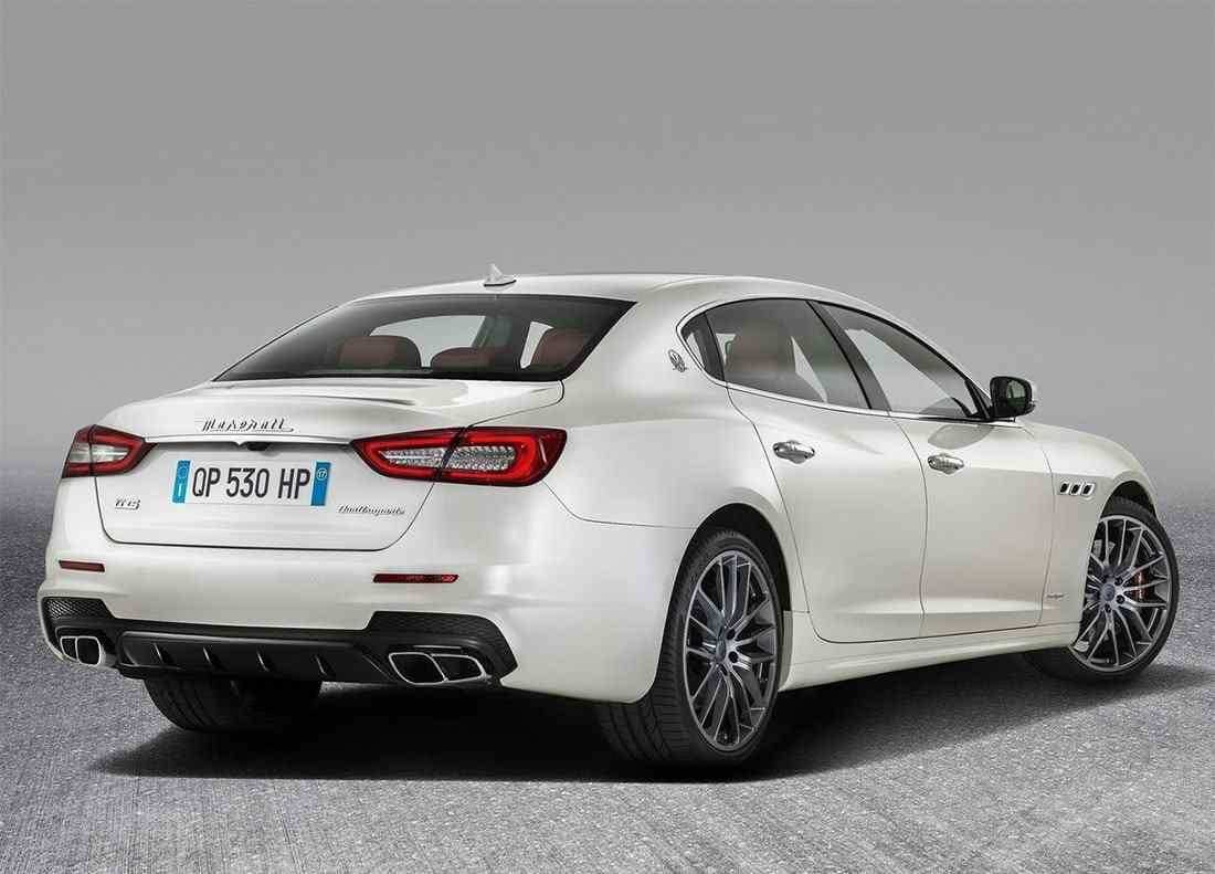 17 The Best 2019 Maserati Quattroportes Review