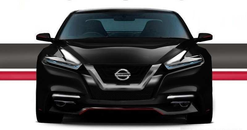 17 The Best 2019 Nissan Maxima Nismo Spy Shoot