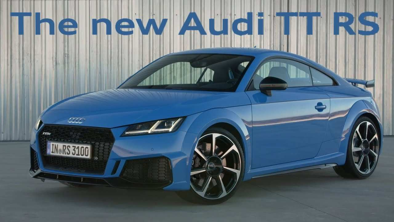 17 The Best 2020 Audi Tt Rs Release