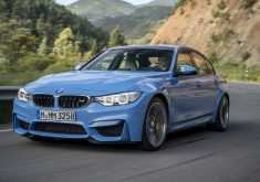 2020 BMW M4 All Wheel Drive