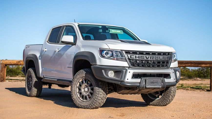 17 The Best 2020 Chevrolet Colorado Z72 Photos