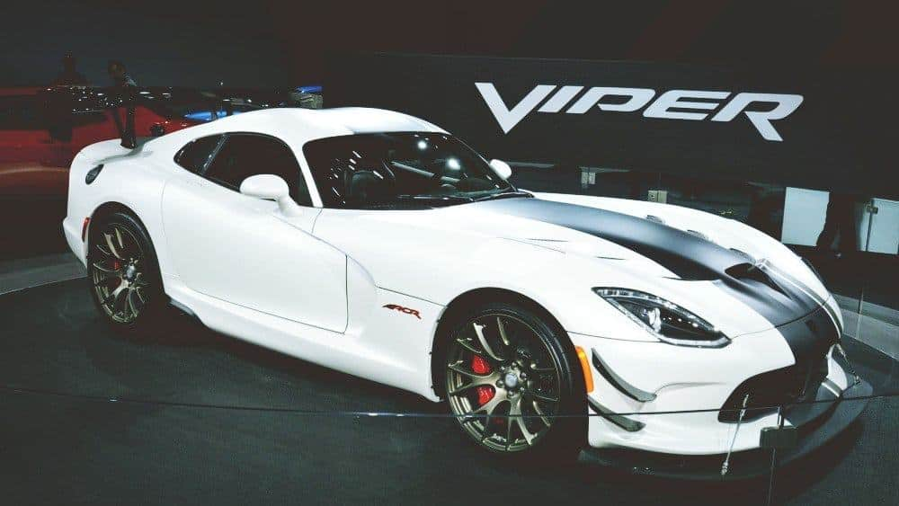 17 The Best 2020 Dodge Viper Roadster Exterior