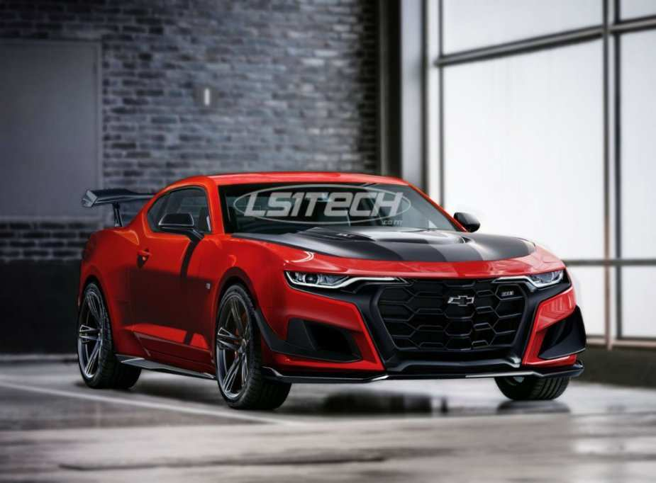 17 The Best 2020 The All Chevy Camaro First Drive