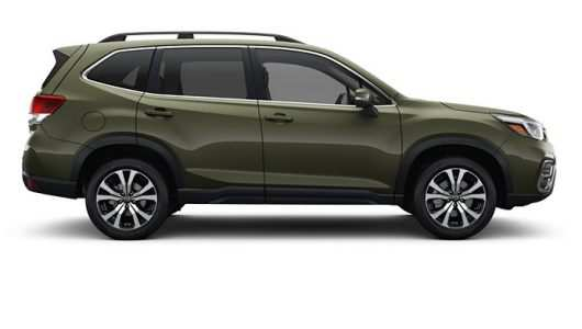17 The Best Dimensions Of 2019 Subaru Forester Redesign And Concept