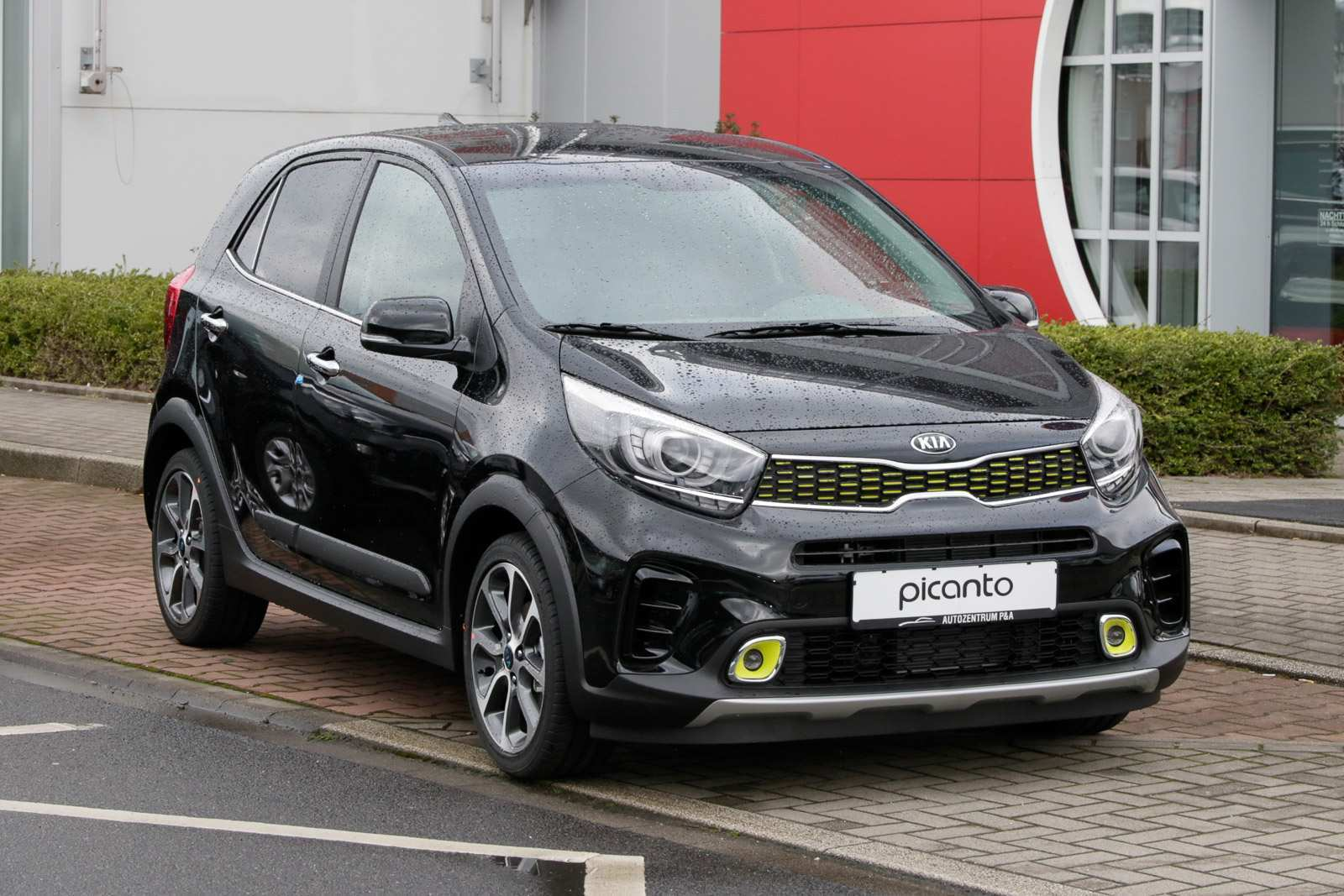 17 The Best Kia Picanto 2019 Xline Concept And Review