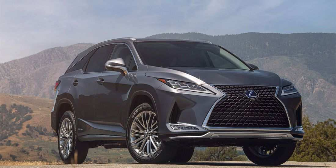 17 The Best Lexus Rx Facelift 2019 Price